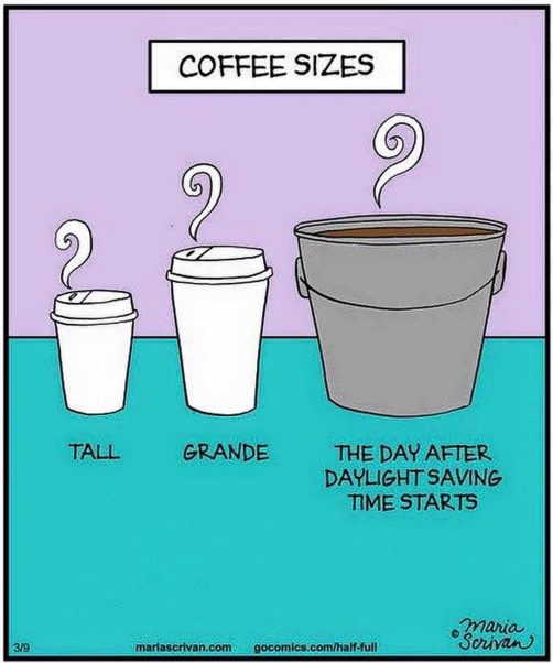 DST coffee