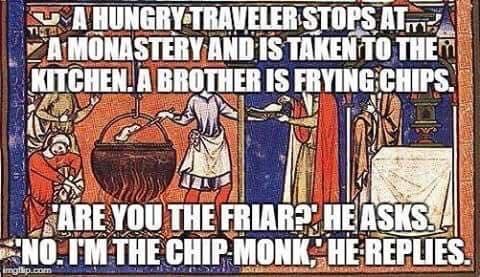 chip monk