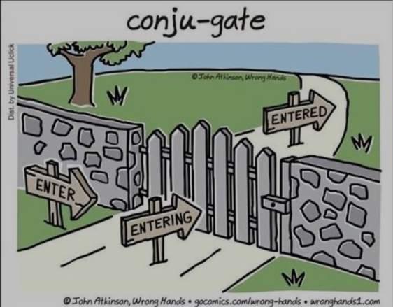 conju gate
